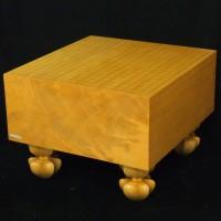 本榧(日向産)碁盤柾目 6寸3分厚