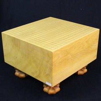 日本産本榧7寸 碁盤