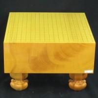 本榧(中国産)碁盤柾目 5寸