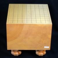 銀杏将棋盤柾目 8寸