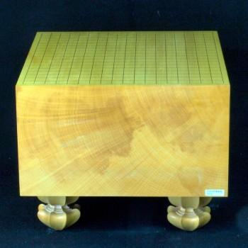 本榧(中国産)碁盤柾目 7.7寸