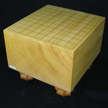 本榧将棋盤柾目 7寸