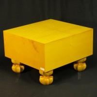 本榧碁盤柾目 6寸