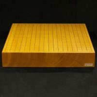 本榧碁盤卓上盤柾目 2.5寸