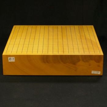 本榧碁盤卓上盤柾目 3寸