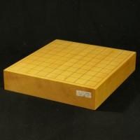 本榧将棋盤柾目一枚物 2.3寸