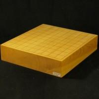 本榧将棋盤柾目一枚物 2.5寸