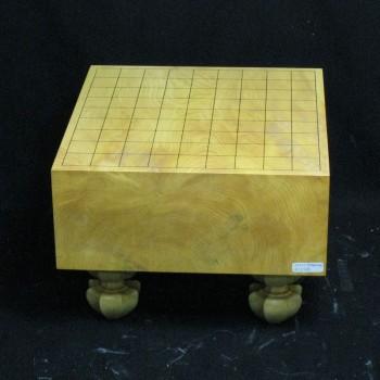 本榧(日本産)将棋盤 4.5寸木表