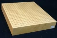 本榧碁盤卓上柾目 2.5寸
