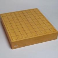本榧(日本産)将棋盤卓上ハギ 2寸
