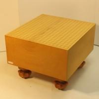 本榧(日本産)碁盤木裏 6.6寸