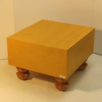 本榧(日本産)碁盤板目 6寸