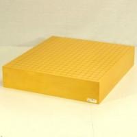 本榧碁盤板目 卓上一枚板 3寸