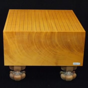 本榧(雲南産)6寸3分厚 極上碁盤