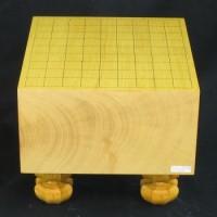 本榧(中国産)将棋盤柾目 5寸