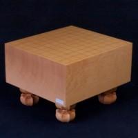 本榧(雲南産)将棋盤柾目 5.4寸