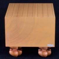 本榧(日本産)将棋盤柾目 7寸