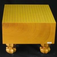 本榧(雲南産)碁盤柾目 6.2寸