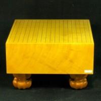 本榧碁盤柾目 5.3寸