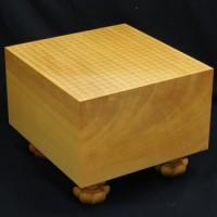 本榧碁盤柾目 8.5寸 無傷