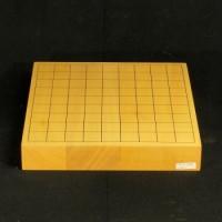 本榧(日本産)将棋盤柾目ハギ 2寸