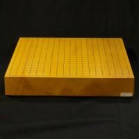 本榧碁盤卓上盤柾目 2寸