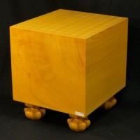 本榧(中国産)将棋盤柾目 1尺3分