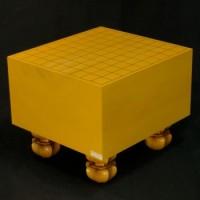 本榧将棋盤板目 6.3寸
