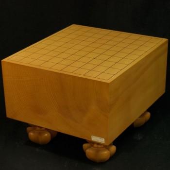 本榧(日本産)将棋盤柾目 5寸6分