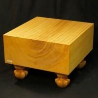 本榧(日本産)碁盤板目 6.2寸