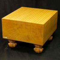 本榧(中国産)碁盤柾目 7寸