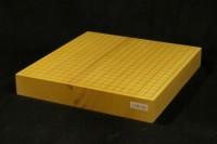 本榧(日本産)碁盤卓上盤柾目(ハギ) 2寸
