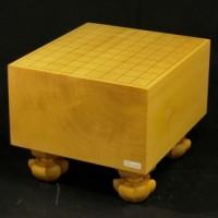 本榧雲南産将棋盤柾目 6.3寸