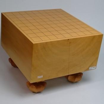 本榧(日本産)将棋盤 6寸板目