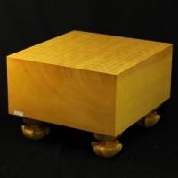 本榧碁盤柾目 7寸