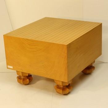 本榧(日本産)碁盤板目 7.1寸