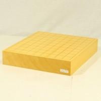 本榧(日本産)将棋盤柾目卓上一枚板 2寸
