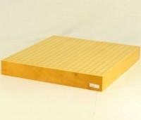 本榧碁盤追柾卓上一枚板 2寸