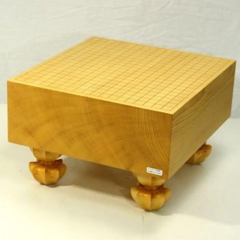 本榧碁盤柾目 5.2寸