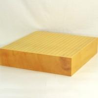本榧碁盤追い柾 3.3寸