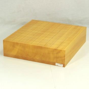 本榧将棋盤柾目 卓上用 3寸