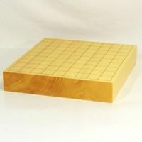 本榧(日本産)将棋柾目 卓上一枚物 2寸