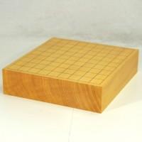 本榧将棋盤柾目 卓上 3寸
