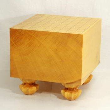 本榧将棋盤柾目 8寸