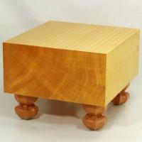 日向産本榧碁盤柾目 7寸