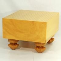 本榧(日本産)碁盤板目 6.3寸