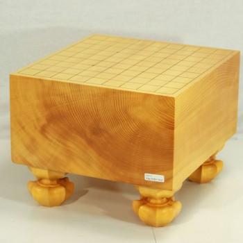 本榧(日本産)将棋盤 6寸柾目