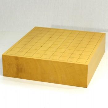 本榧将棋盤卓上又は脚付 3寸柾目