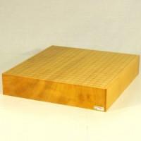 本榧碁盤柾目卓上一枚板 3寸
