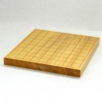 本榧将棋盤柾目 卓上一枚板 10号